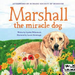 marshall the miracle dog book